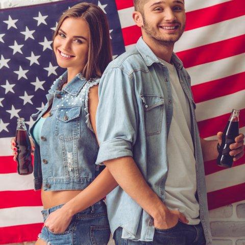 ROK ČI POLROK NA STREDNEJ V USA?