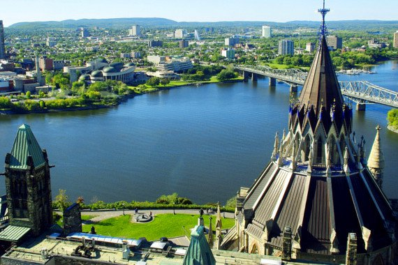 Kanada - Stredoškolský program Ottawa