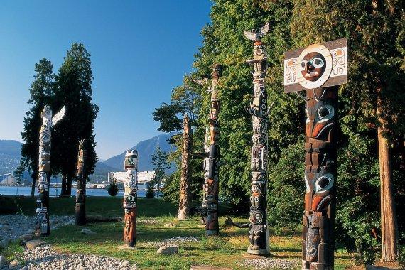 Kanada - Vancouver stredoškolský program