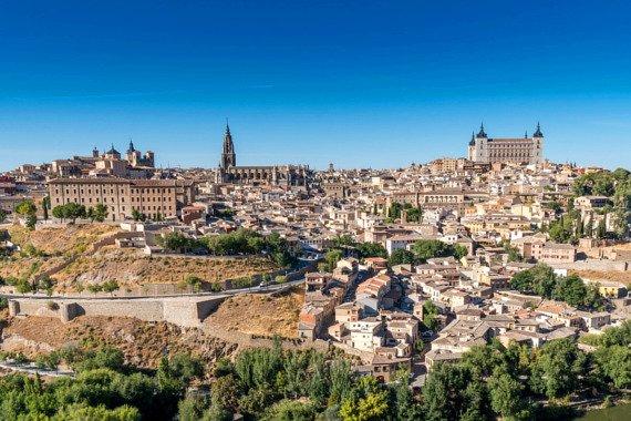 Španielsko - Stredoškolský program s výberom regiónu