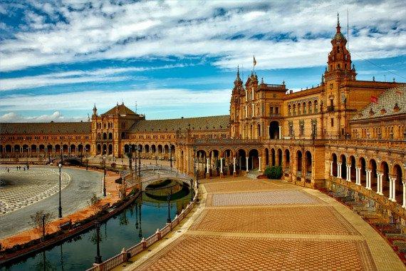 Španielsko - Stredoškolský program s výberom mesta