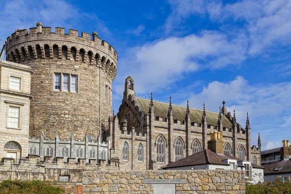 Írsko - Stredoškolský program s výberom školy