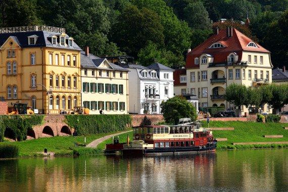 Nemecko - Štátne stredné školy, výmenný program