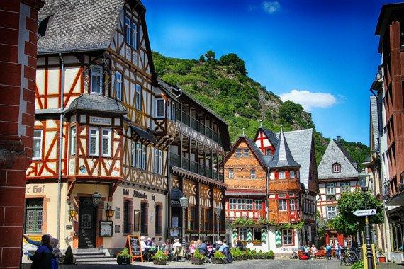 Nemecko - Stredoškolský program s výberom lokality
