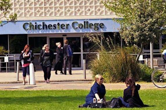 Stredná škola Chichester College
